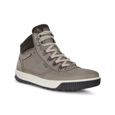 Byway Tred Gtx Urban Boot Ecco Men Boots - Casual Boots Moon Rock Large Size Top Sale EBNN2273