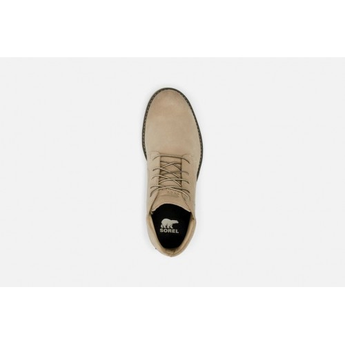 Madson II Chukka WP Sorel Men Boots   Casual Boots Sandy Tan stores TCRC8200