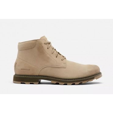 Madson II Chukka WP Sorel Men Boots - Casual Boots Sandy Tan stores TCRC8200
