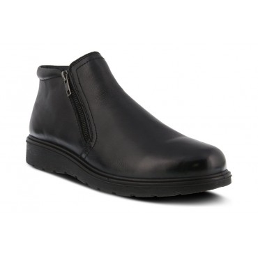 Mason Spring Step Men Boots   Casual Boots Black High End on style UQUN6532
