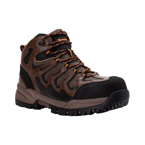 Sentry Propet Men Boots   Casual Boots Brown Orange Size 12 Casual NLIS8584