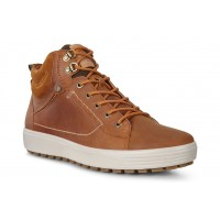 Soft 7 Tred Urban Boot Ecco Men Boots - Casual Boots Amber At Target HTDE4497