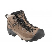 Targhee II Mid Keen Men Boots - Casual Boots Shitake-Brindle The Best Brand SANG7706