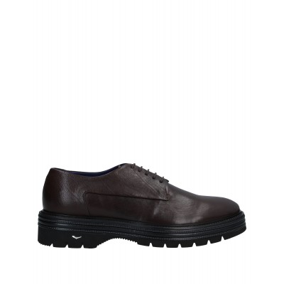 ALBERTO GUARDIANI Ships Free Fitted - Mens Laced shoes Soft Leather 2F2EX1934