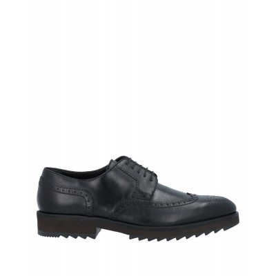 A.TESTONI in new look outfits - Men's Laced shoes Soft Leather 06D6E8235