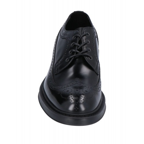 DOUCAL'S Clearance Sale boutique - Men's Laced shoes Soft Leather OYBJP5854