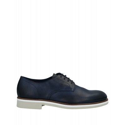DOUCAL'S Cut Off Business Casual - Men's Laced shoes Soft Leather C8WLP1259