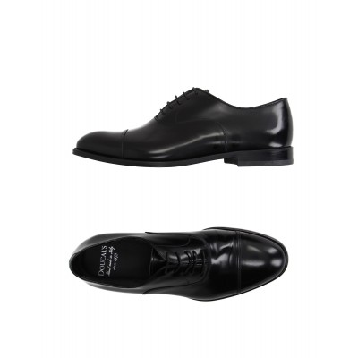 DOUCAL'S in new look most comfortable - Men's Laced shoes Soft Leather QUNHL9550