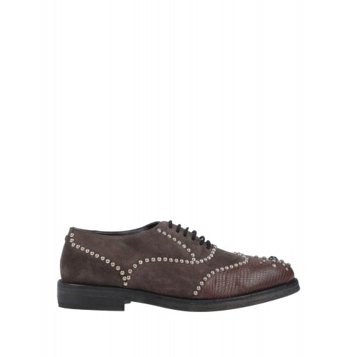 GOLDEN GOOSE DELUXE BRAND Clearance The Most Popular - Men's Laced shoes Soft Leather 6AVFC1245