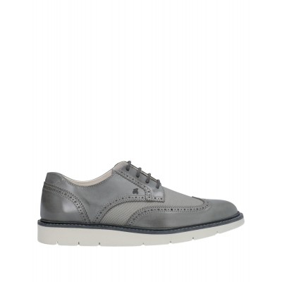 HOGAN On Sale quality - Mens Laced shoes Soft Leather, Textile fibers KTESF9052