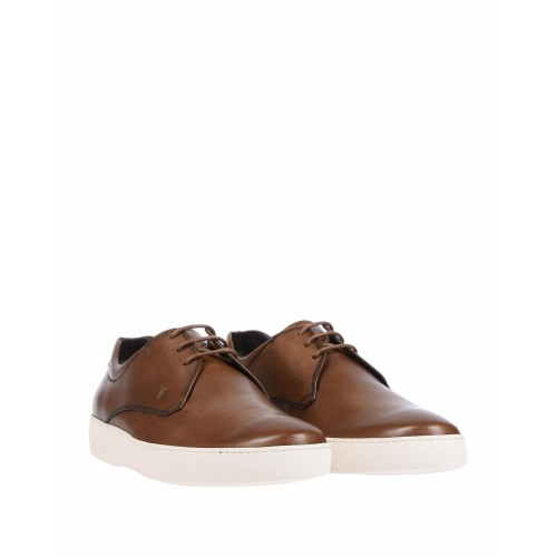 TOD'S 2021 Trends Best - Men's Laced shoes Soft Leather 0EP7E661